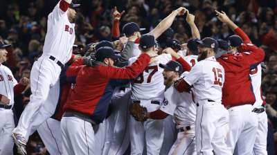 Red Sox defy skeptics, as lofty goals come to fruition