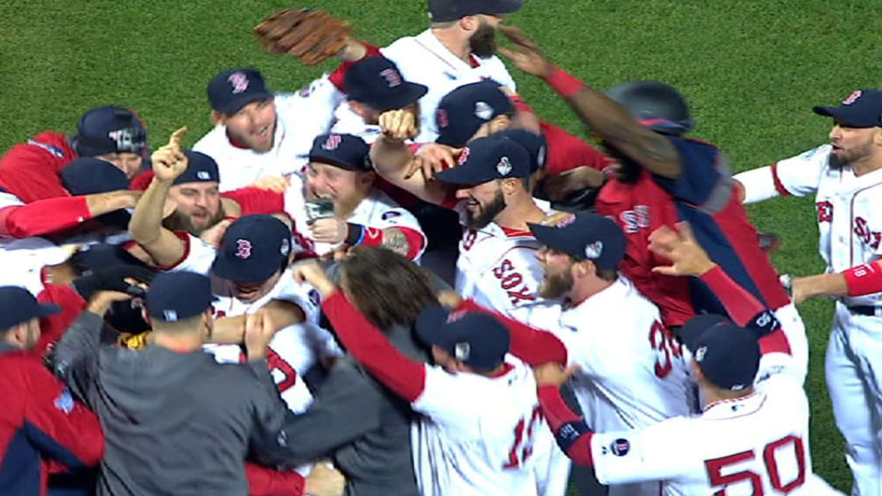 Watch live as Red Sox are honored at White House