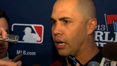 Now a free agent, Beltran's future with Cards uncertain