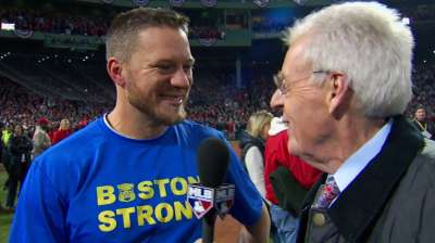 Peavy may have to set sail out of Boston