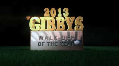 Walk-Off GIBBY nominees loaded with variety