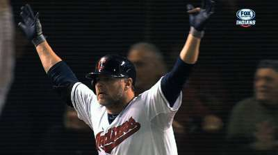 Giambi returns to Indians with one-year deal