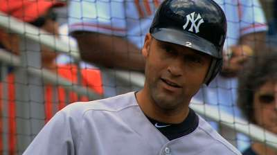 Yankees re-sign Jeter for one-year, $12 million