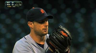 Tigers poised to make push for Scherzer extension