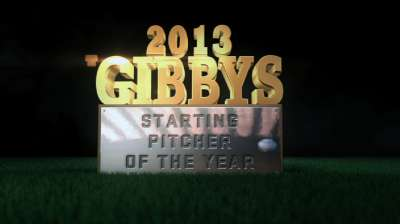 GIBBY for top starting pitcher only fit for one king