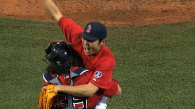 Uehara finishes seventh in AL Cy Young vote
