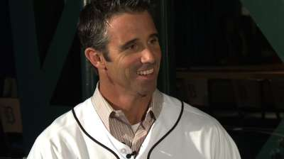 New Tigers skipper Ausmus well respected by Astros