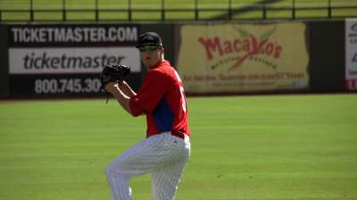 Power arm makes Giles a prospect to follow