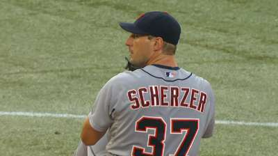 Miggy, Scherzer sweep Players Choice Awards