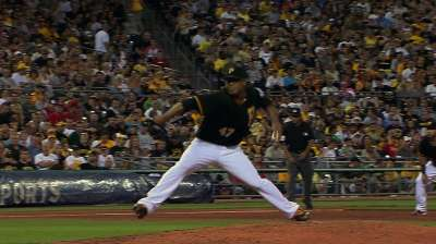 Bucs stars Liriano, Cutch honored by peers