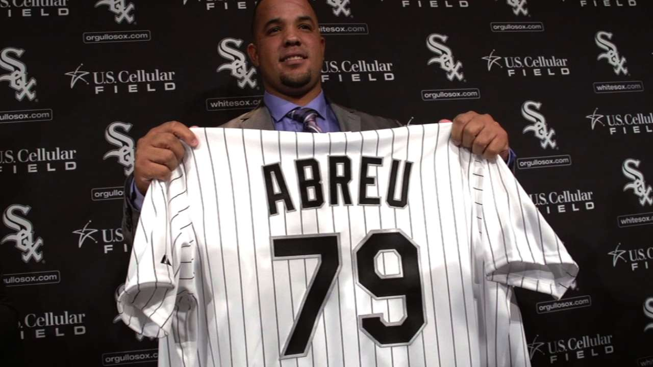 Abreu adjusts to life in States while training in Miami