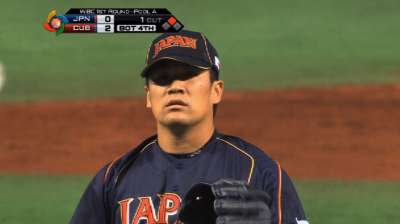 Cubs could throw hat in ring for Tanaka