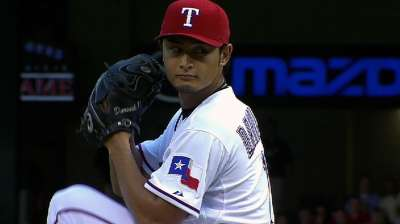 Cy Yu? Darvish up for AL's top pitcher