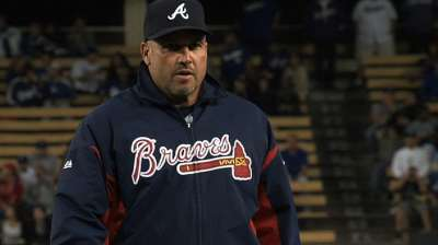 Fredi finalist for NL Manager of Year Award