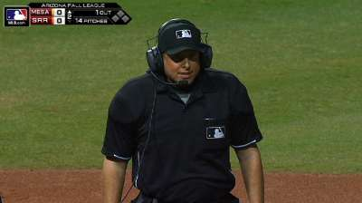 Gaviglio, Rafters cruise behind seven-run inning