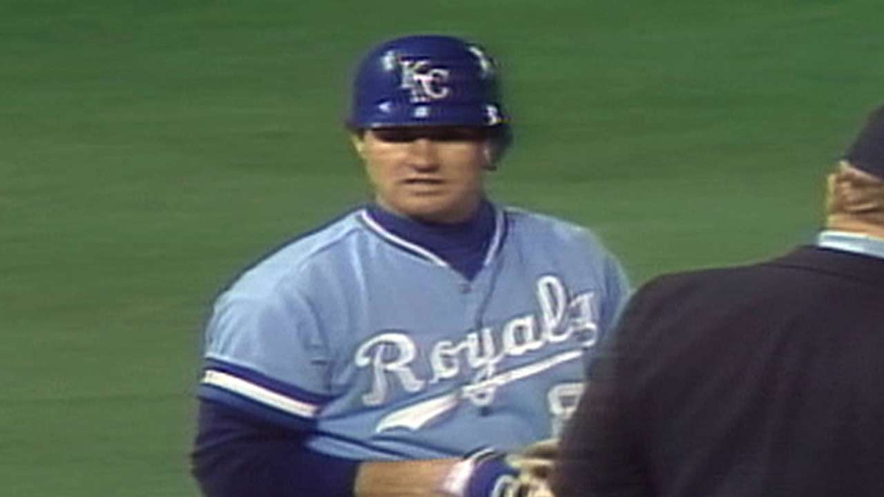 Sundberg remembers Royals' 1985 championship season