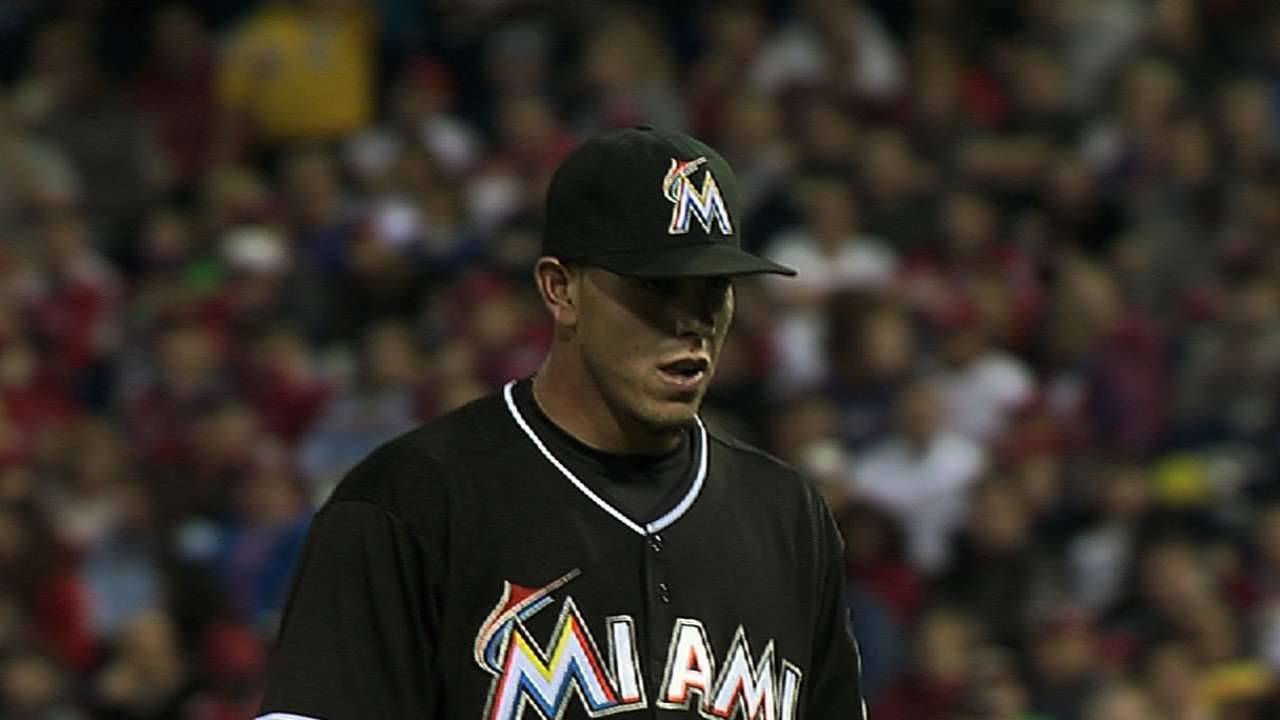 With abundance of picks, Marlins ready to restock
