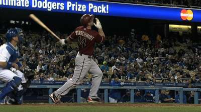 Silver for Goldy: Slugger adds to honors