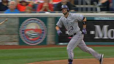 Batting champ Cuddyer honored as Silver Slugger