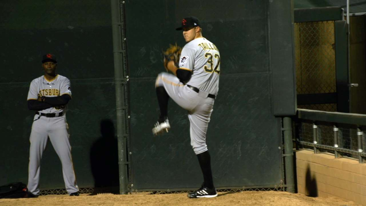Taillon, Polanco among quartet at rookie orientation