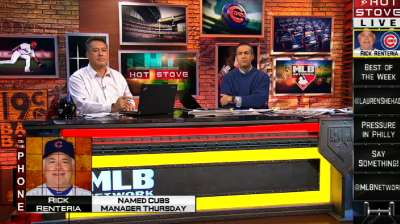 Cubs name coaching staff for 2014