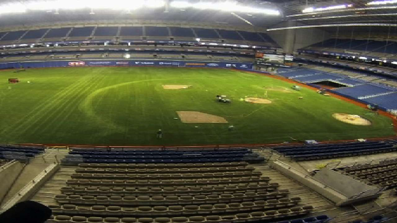 Alamodome ready to host Astros this week
