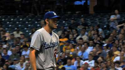 Kershaw a shoo-in for second NL Cy Young Award
