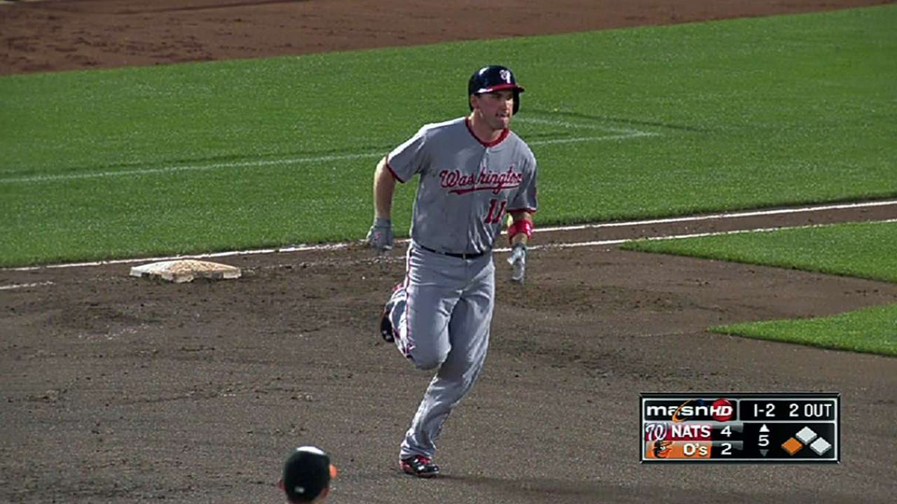 Tale of two Zims: Homers not enough for Nats