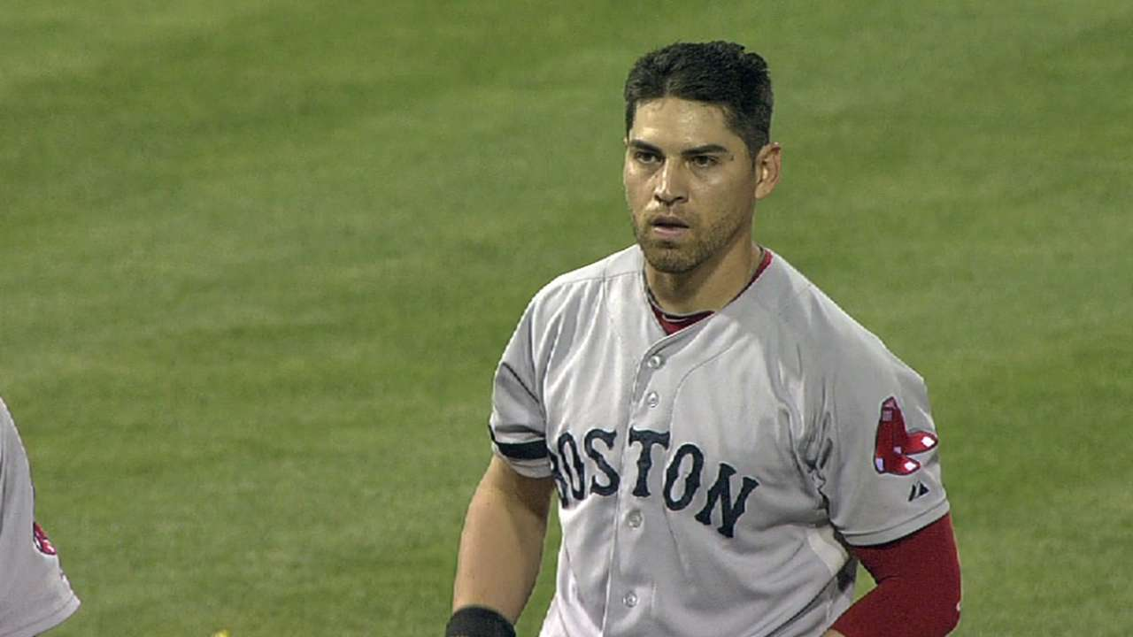 Tight groin keeps Ellsbury out of lineup vs. Yanks
