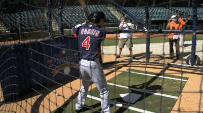 Naquin leads Tribe's Arizona Fall League development