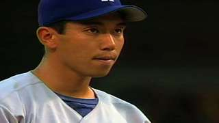 1995 ASG: Nomo starts, turns in two scoreless innings