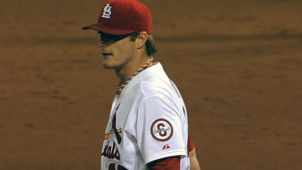 Miller, Cards' arms aim to improve...at the plate