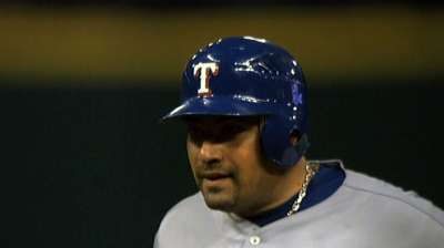 Rangers hire Molina to round out 2014 staff