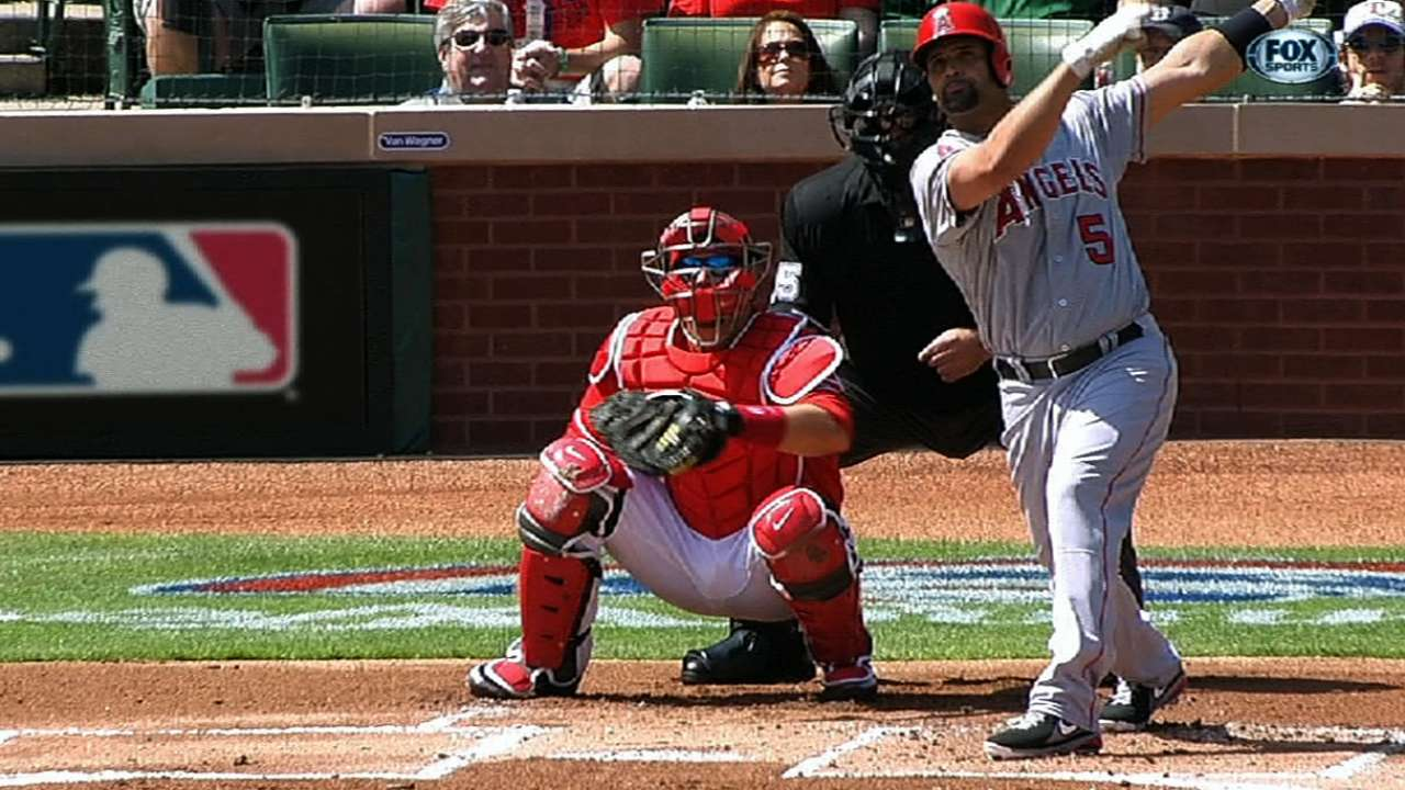 Drive to always improve keeps Pujols in top tier