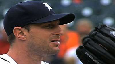 Off the record, Cy Young belongs to Scherzer