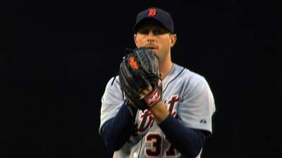 Stellar season earns Scherzer AL Cy Young Award