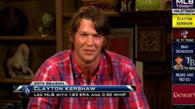 Kershaw's greatness reaching historic levels