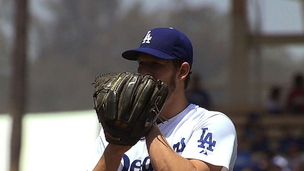 Kershaw, Jansen, Ellis file for arbitration