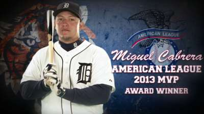 After Triple Crown season, Miggy even better in '13