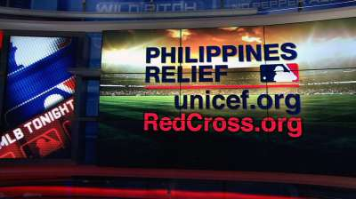 Players give $250,000 to support Philippines