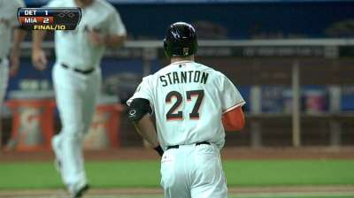 Inbox: Will Miami ink Stanton to long-term deal?