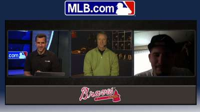 Glavine hopes to enter Hall in good company