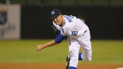 Rays happy with strides made in Fall League