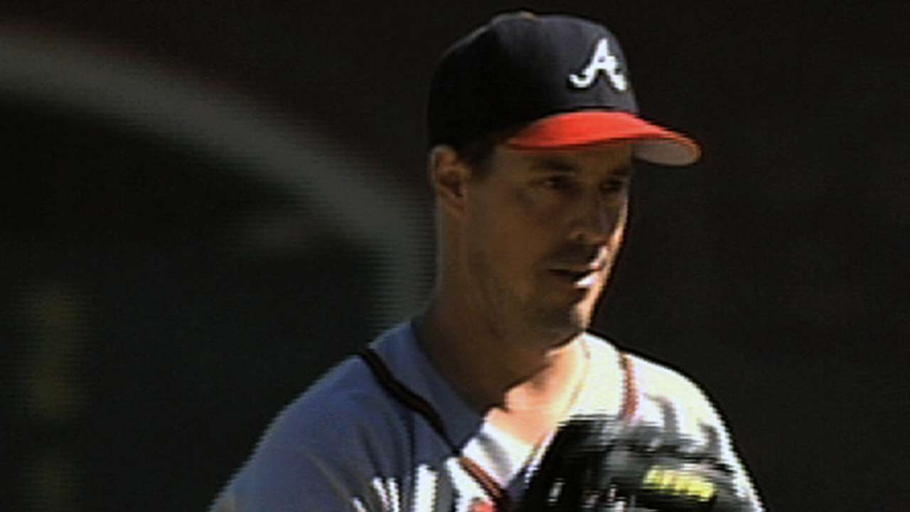 Maddux, Glavine head talent-laden '14 Hall first-timers
