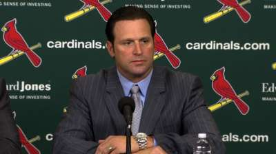 Cardinals extend Matheny's contract through 2017