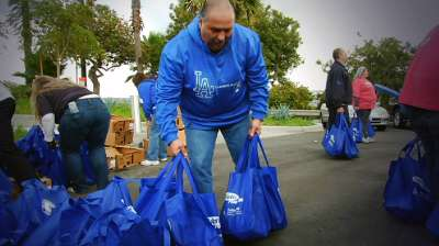 Dodgers remain active partners with local community