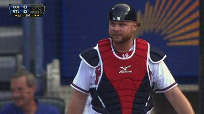 McCann latest in line of great Yankees catchers