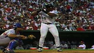 1995 ASG: Thomas drills two-run homer to left