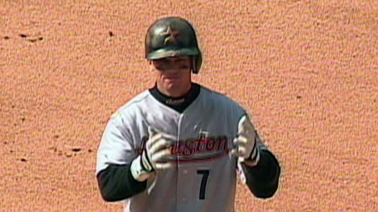 Baseball's learning process served Biggio well
