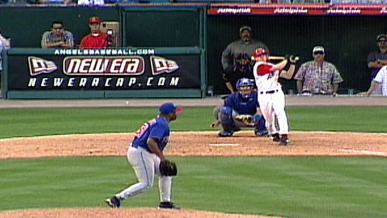 Angels welcome Eckstein as guest instructor